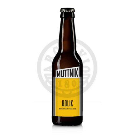 Bottiglia di birra Muttnik Bolik