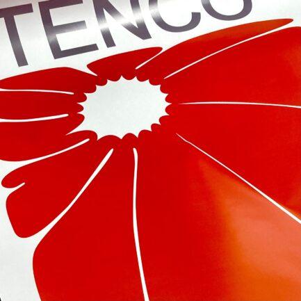 + tenco - tecno poster ciao discoteca italiana